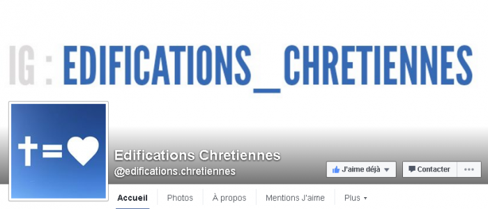 edification chrétiennes