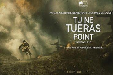 Le film «Tu ne tueras point» de Mel Gibson, ovationné lors du festival du film de Venise