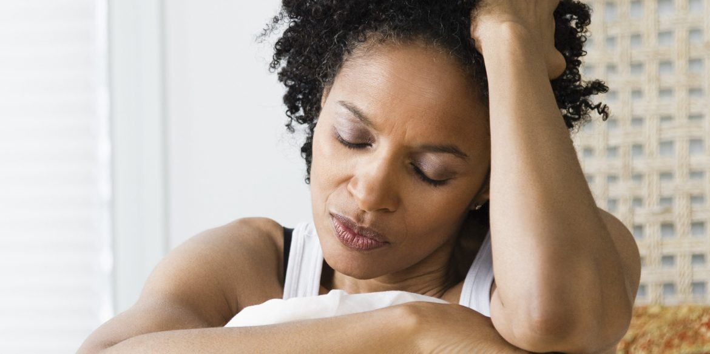woman-black-sad