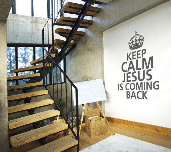 Jesusiscomingback
