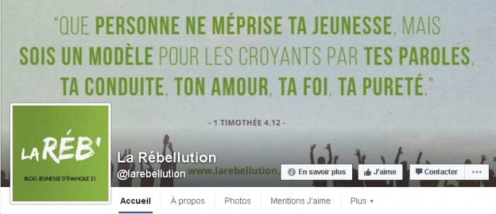 la rebellution
