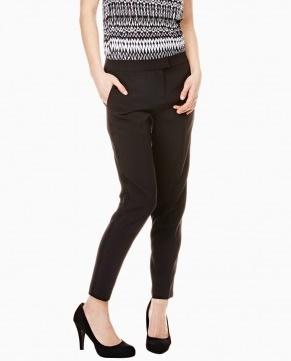 pantalon pince noir