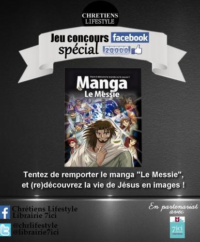 concours manga
