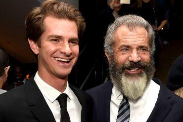 Andrew Garfield et Mel Gibson nommés aux Oscars pour le film «Tu ne tueras point» !
