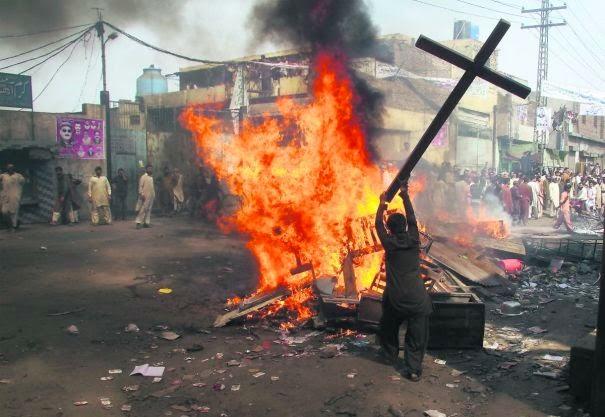 persécution des chrétiens en Asie