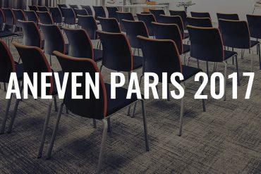 Conférence ANEVEN Paris 2017 !
